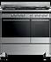 Freestanding Range Cooker, Dual Fuel, 90cm, 5 Burners gallery image 1.0