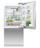 Integrated Refrigerator Freezer, 90.6cm, Ice & Water gallery image 2.0