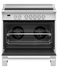 Freestanding Cooker, Induction, 90cm, 5 Zones with SmartZone gallery image 2.0
