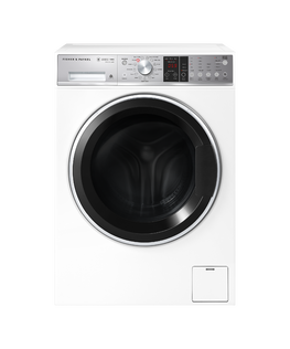 Front Loader Washing Machine, 10kg, Steam Refresh