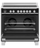 Freestanding Cooker, Induction, 90cm, 5 Zones with SmartZone, Self-cleaning gallery image 2.0