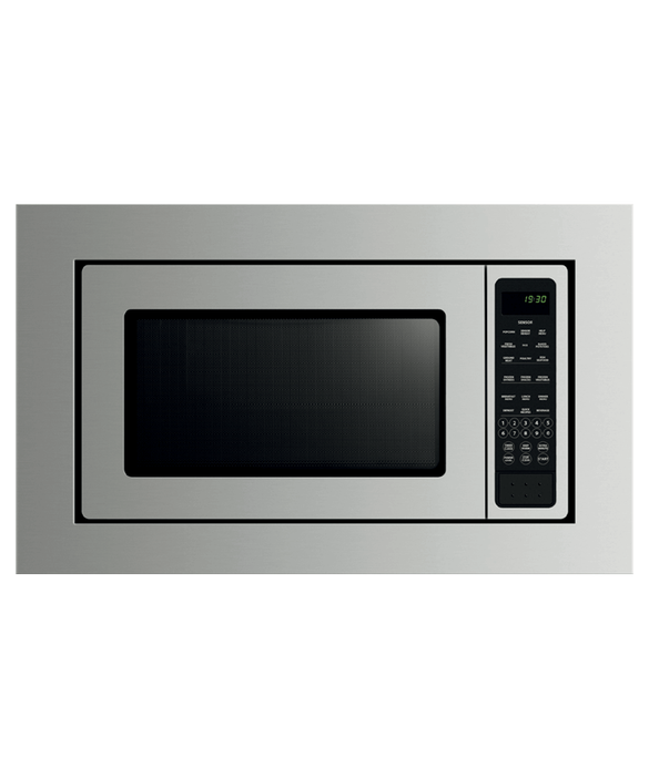"Traditional Microwave, 24"", pdp"