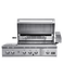 """DCS Grill, 48"""", Rotisserie, Side Burners gallery image 2.0"""