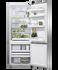 Freestanding Refrigerator Freezer, 63.5cm, 380L, Ice & Water gallery image 2.0