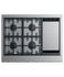 "Gas Rangetop, 36"", Griddle gallery image 2.0"
