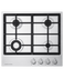 "Gas on Steel Cooktop, 24"" gallery image 1.0"