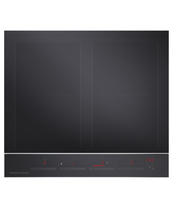 Induction Cooktop, 60cm, 4 Zones with SmartZone, pdp