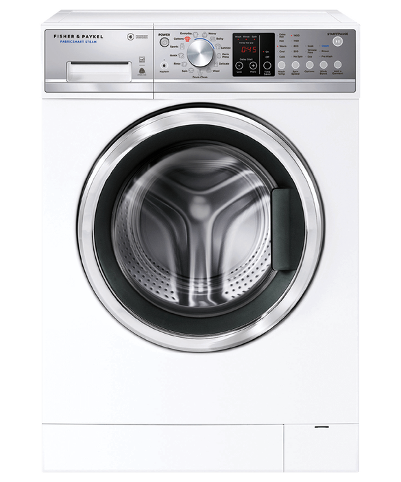 Front Load Washer, 2.4 cu ft, Time Saver, pdp