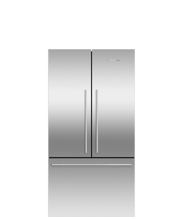 Freestanding French Door Refrigerator Freezer, 36