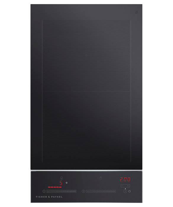 "Induction Cooktop, 12"", 2 Zones with SmartZone, pdp"