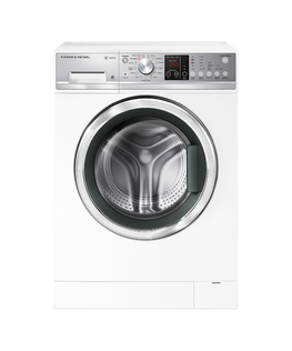Front Loader Washing Machine, 9kg, with Time Saver