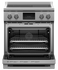 "Induction Range, 30"", 4 Zones with SmartZone, Self-cleaning gallery image 3.0"