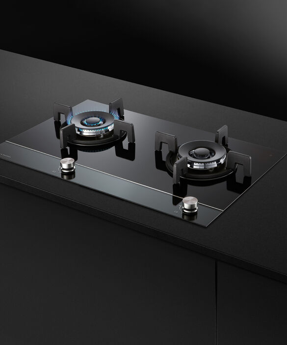 Gas on Glass Cooktop, 75cm, pdp