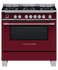 Freestanding Cooker, Dual Fuel, 90cm, 5 Burners, Self-cleaning gallery image 1.0