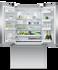 """Freestanding French Door Refrigerator Freezer, 36"""", 20.1 cu ft gallery image 1.0"""