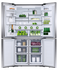 """Freestanding Quad Door Refrigerator Freezer, 36"""", 18.9 cu ft, Ice & Water gallery image 3.0"""