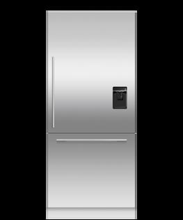 Integrated Refrigerator Freezer, 36