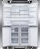 Freestanding Quad Door Refrigerator Freezer , 90.5cm, 538L gallery image 5.0