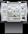 Freestanding French Door Refrigerator Freezer, 90cm, 541L, Ice & Water gallery image 3.0