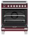 """Induction Range, 30"""", 4 Zones, Self-cleaning gallery image 3.0"""