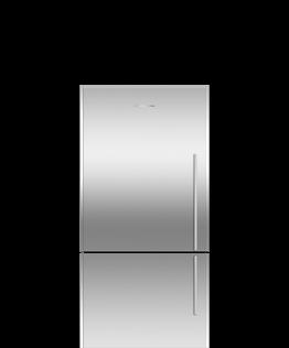 Freestanding Refrigerator Freezer, 79cm, 473L