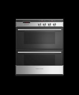 Double Oven, 60cm, 4 Function, 104L