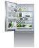 "Freestanding Refrigerator Freezer, 32"", 17.1 cu ft, Ice gallery image 2.0"