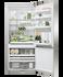 Freestanding Refrigerator Freezer, 79cm, 494L gallery image 7.0
