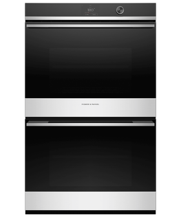Double Oven, 76cm, 17 Function, Self-cleaning