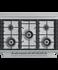 Freestanding Range Cooker, Dual Fuel, 90cm, 5 Burners gallery image 5.0
