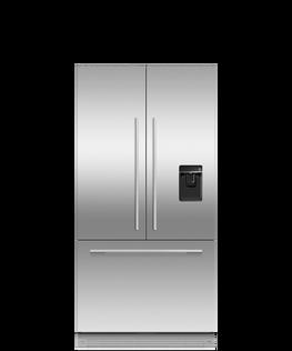 Integrated French Door Refrigerator Freezer, 36