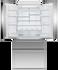 Freestanding French Door Refrigerator Freezer, 79cm, 475L, Ice & Water gallery image 2.0