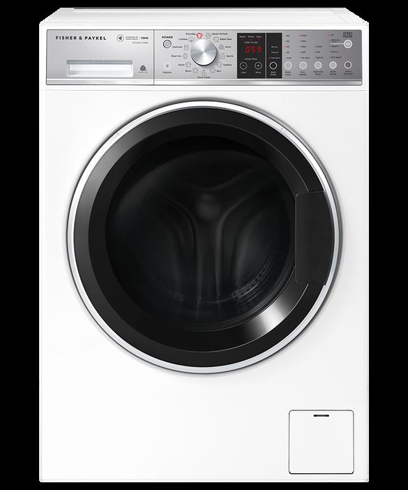Front Loader Washing Machine, 10kg, Steam Care, pdp