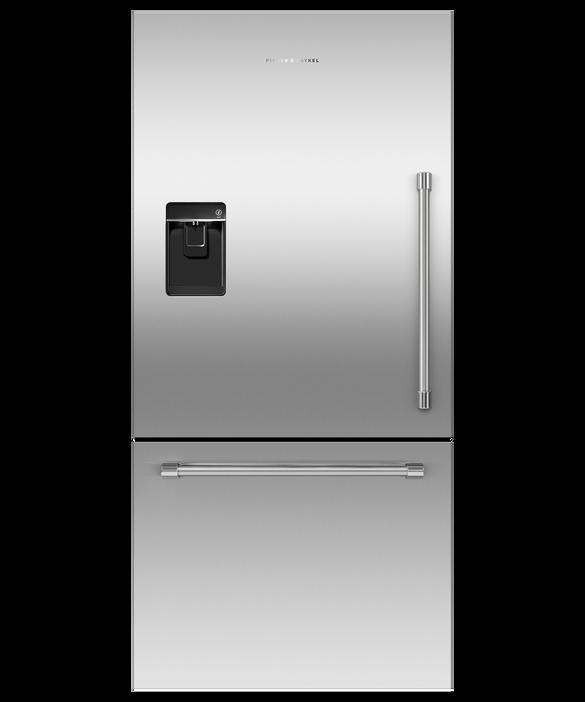 "Freestanding Refrigerator Freezer, 32"", 17.5 cu ft, Ice & Water, pdp"