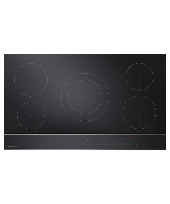 """Induction Cooktop, 36"""", 5 Zones, pdp"""