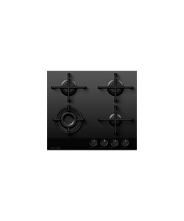Gas on Glass Hob, 60cm