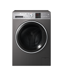 Front Load Washing Machine, 10kg, Steam Care