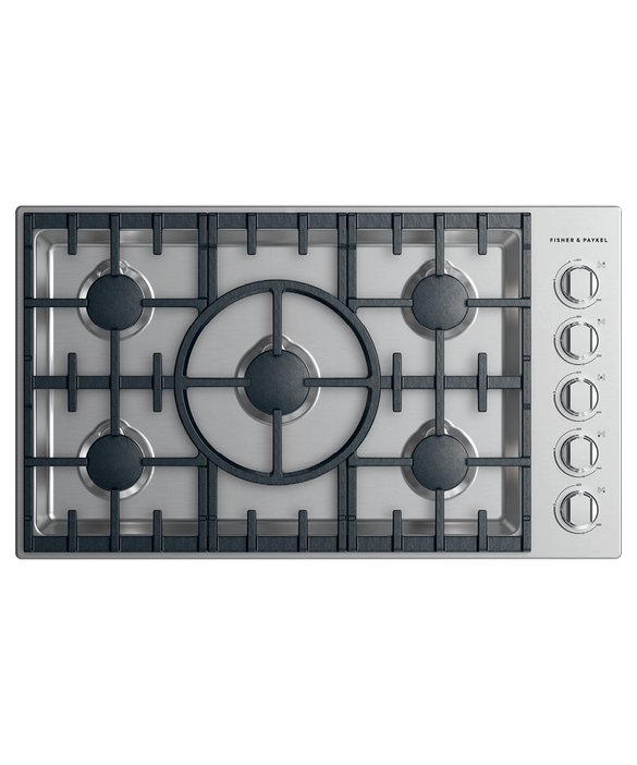 "Gas Cooktop, 36"", LPG, pdp"