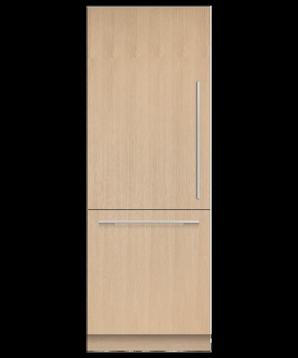 "30"" Integrated Column Refrigerator/Freezer, pdp"