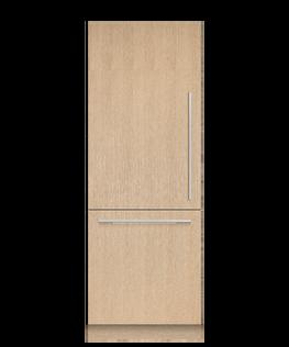 Integrated Refrigerator Freezer, 30
