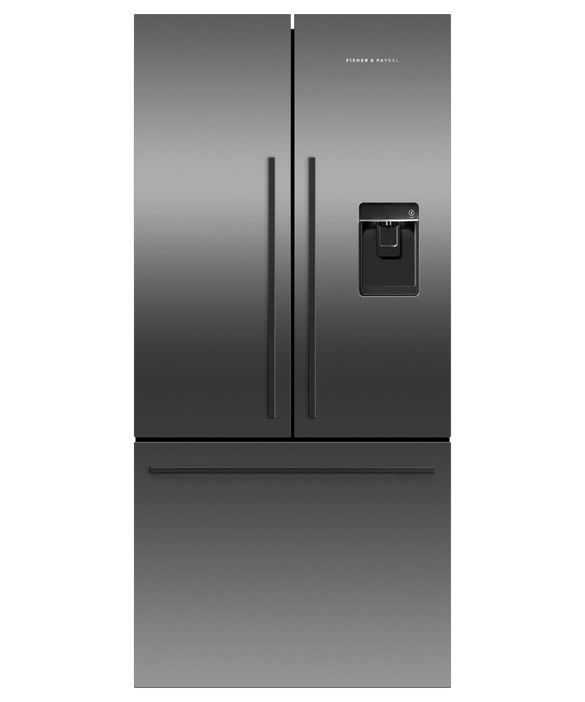 "Freestanding French Door Refrigerator, 31"", 17.5 cu ft, Ice & Water, pdp"