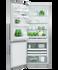 Freestanding Refrigerator Freezer, 63.5cm, 373L gallery image 3.0