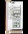 Integrated Column Freezer, 76cm, Ice gallery image 14.0
