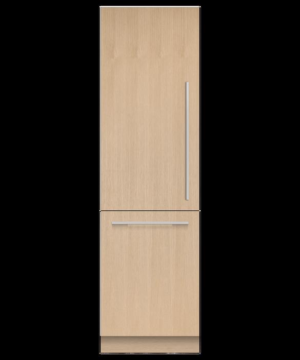 "24"" Integrated Column Refrigerator/Freezer, pdp"