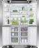 Freestanding Quad Door Refrigerator Freezer, 90.5cm, 538L, Ice & Water gallery image 3.0