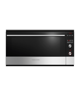 Oven, 90cm, 9 Function, Self-cleaning
