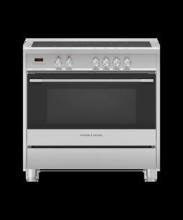 Freestanding Cooker, Induction, 90cm, 4 Zones