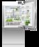 "Integrated Refrigerator Freezer, 36"", Ice & Water gallery image 2.0"