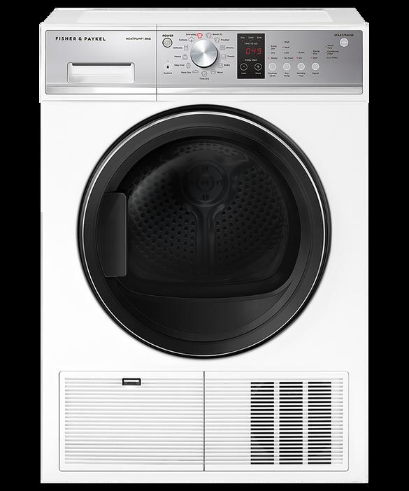 Heat Pump Condensing Dryer, 8kg, pdp