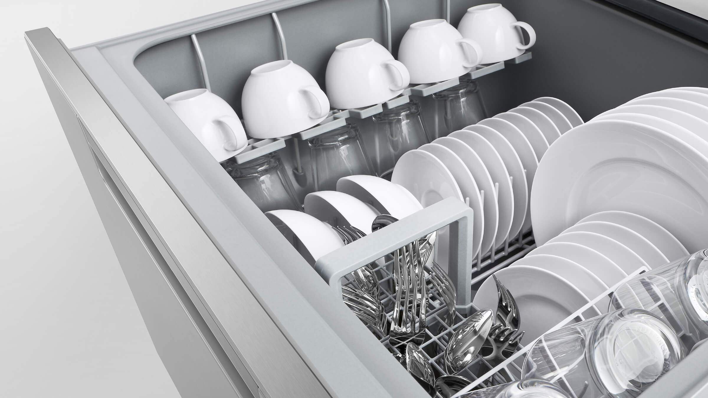 dishwasher style steel types drawer of stainless different dishwashers